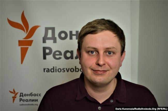 Український історик Максим Майоров
