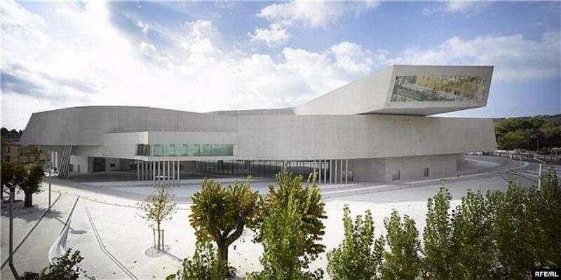 Музей мистецтва 21 століття в Римі – найгарніша будівля світу
