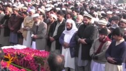 Peshawar Mourns Its Dead