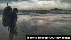 Австралия, пляж Мишн-Бич