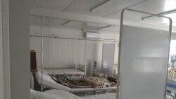 Ako ne može kroz vrata, onda kroz prozor: COVID bolnica u Gostivaru