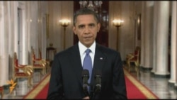 Obama Announces U.S. Troop Cuts In Afghanistan