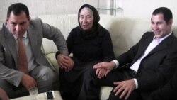 Fərhad Əliyev azadlıqda