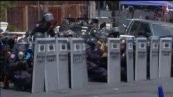 Sukobi i hapšenja tokom razbijanja demonstracija u Tajlandu