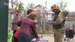 У Станиці Луганській не відбулося розведення сил (відео)