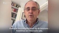 """Edward Lucas: miza Rusiei în Belarua este ca """"Lukașenka să nu sfârșească precum Ceaușescu"""""""