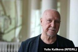 Юрий Бобров, проректор Санкт-Петербургской академии художеств