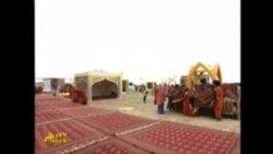 Aşgabatda Nowruz baýramçylygy
