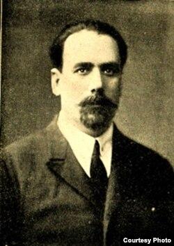 Pantelimon Halippa. Sursa: Gh. V. Andronachi, Albumul Basarabiei în jurul marelui eveniment al unirii, Chișinău, 1933