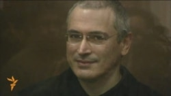 Khodorkovsky Gives Final Statement In Court