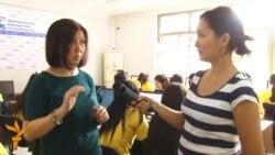 Ошурахунова: Шайлоо күнү түз байланыш телефону иштейт