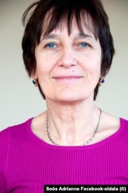 Dr. Soós Adrianna, a Független Egészségügyi Szakszervezet elnöke