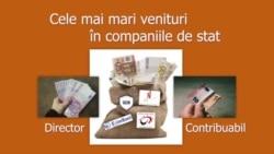Veniturile șefilor companiilor de stat 1