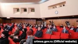 Засідання російського парламенту Криму, 19 лютого 2021 року