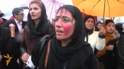 Thousands Protest In Kabul In Wake Of Mob Killing