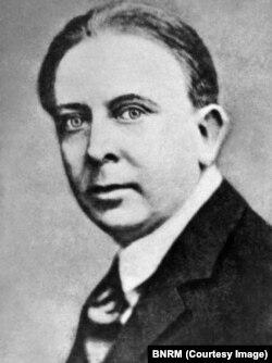 Poetul Octavian Goga, prim-ministru al României (1937-1938)