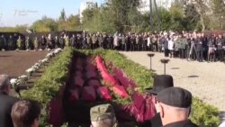 Victimele represiunilor staliniste au fost reînhumate la Tiraspol