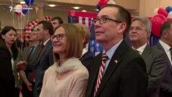 Изборот на Трамп и првите реакции во Македонија