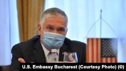 Ambasadorul SUA la București, Adrian Zuckerman