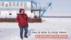 Svetlana, nesuđeni kapetan ruskog broda