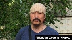 Ақтөбелік белсенді Бауыржан Сарқұлов