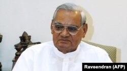 Former Indian Prime Minister Atal Bihari Vajpayee (1924-2018)