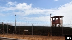 The U.S. detention center at Guantanamo Bay