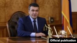 Ոստիկանապետ Վլադիմիր Գասպարյան