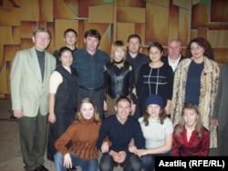 Зөфәр Билалов һәм Зәйнәп Фәрхетдинова яраткан оештыручылары белән