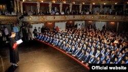 U nedjelju, 14. rujna 2008. godine promovirano je novih 170 doktora znanosti Sveučilišta u Zagrebu.
