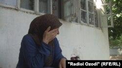 Гулкадах Гаффорова узнала о смерти мужа в Сирии в 2014 году.