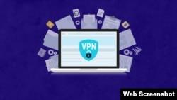 Иллюстрация к видео - что такое VPN