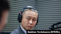 Бакыт Рысбаев.