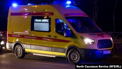 двух граждан госпитализировали в петербурге с подозрением на