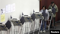 Голосование в Огайо
