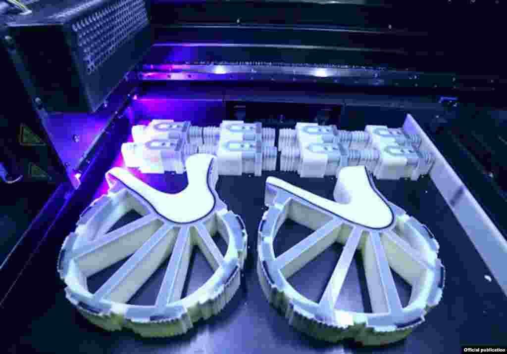 با کمک فناوری چاپگر سه بعدی، این پروتز آماده شد