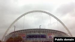"""Лондонский стадион """"Уэмбли"""" оказался счастливым для россиян: там хорваты подарили им путевку в финальный турнир"""