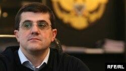 Премьер-министр Нагорного Карабаха Ара Арутюнян (архив)
