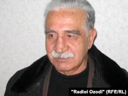 Комёб Ҷалилов, коршиноси тоҷик