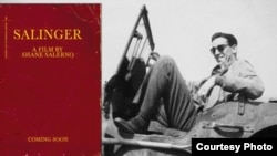 "ABŞ - ""Salinger"" filminin posteri"