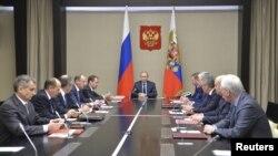 Ռուսաստանի Անվտանգության խորհրդի նիստ, արխիվ