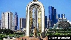 Душанбе в будущем