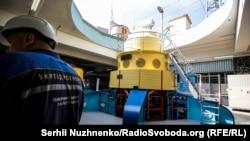Нова турбіна №2 Київської ГАЕС, збудована коштом західних донорів та розрахована на 40 років роботи
