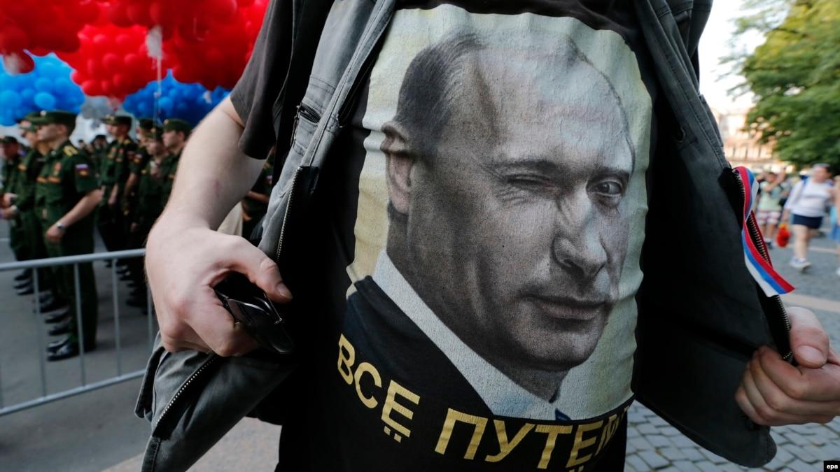 """""""Россией управляет не Путин, а коллегия чекистов"""". Часть І"""