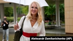 Anastasia Vasilyeva, the chief of the Physicians' Alliance NGO