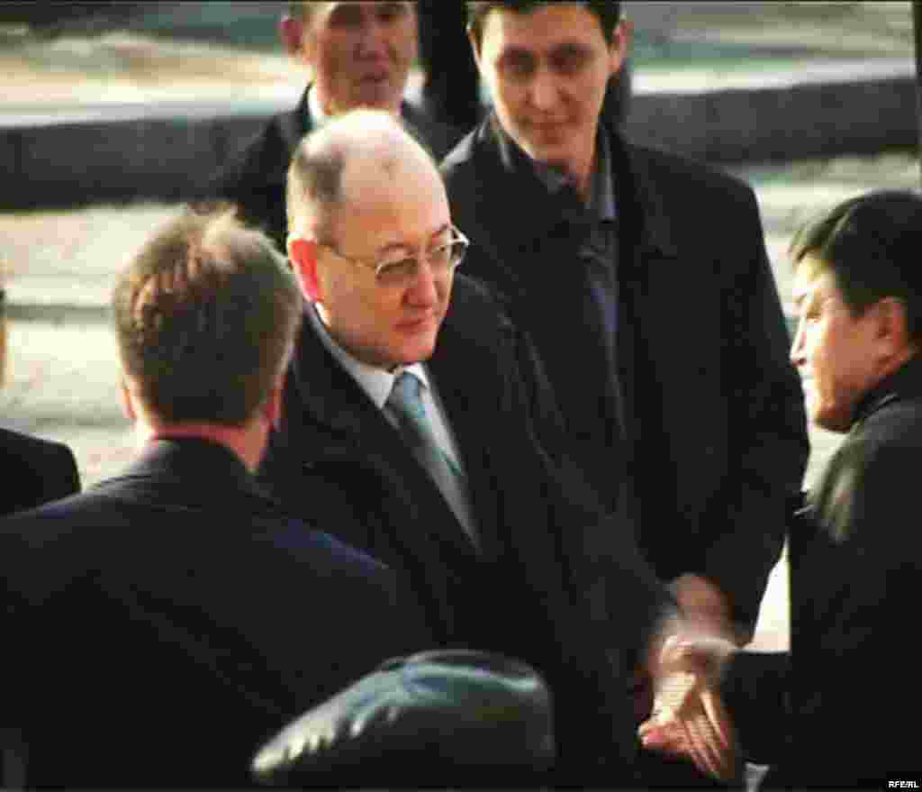 Тайны смерти Алтынбека Сарсенбаева #2