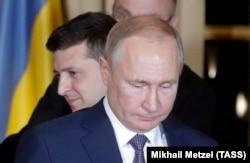 Путін згадав про Донбас – стверджує, що «не покине»
