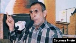 Iraq,Baghdad,Iraqi poet Ghani Nohsen Al-Bahdli