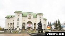 Мәҗит Гафури исемендәге башкорт театры