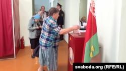 Belarusda seçkilər